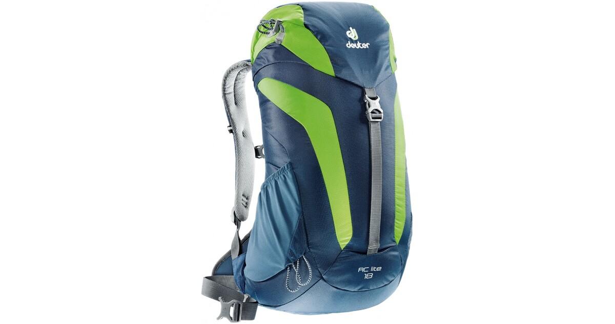 Túra hátizsák DEUTER AC Lite 18 - kék-zöld - inSPORTline 20886486ff