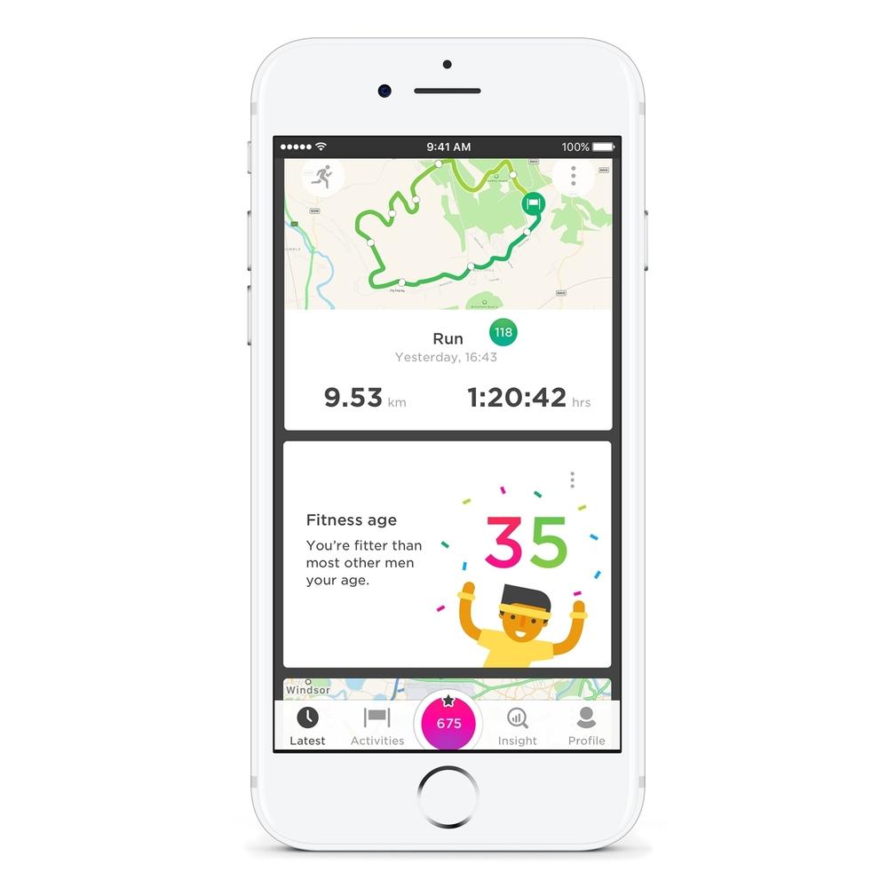 GPS óra TomTom Spark Fitness Cardio - fekete antracit - inSPORTline fae4f8e565