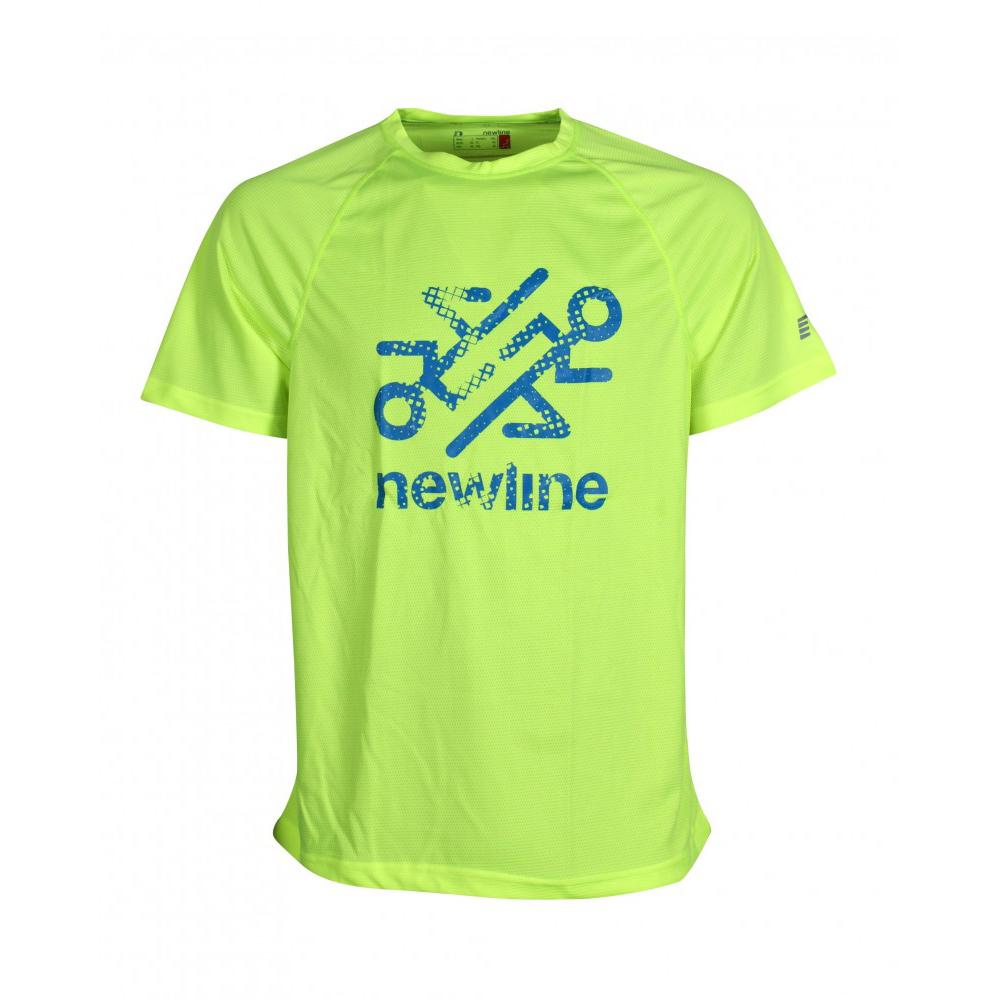 f8b4d471ad Rövid ujjú férfi futó póló Newline tee - inSPORTline