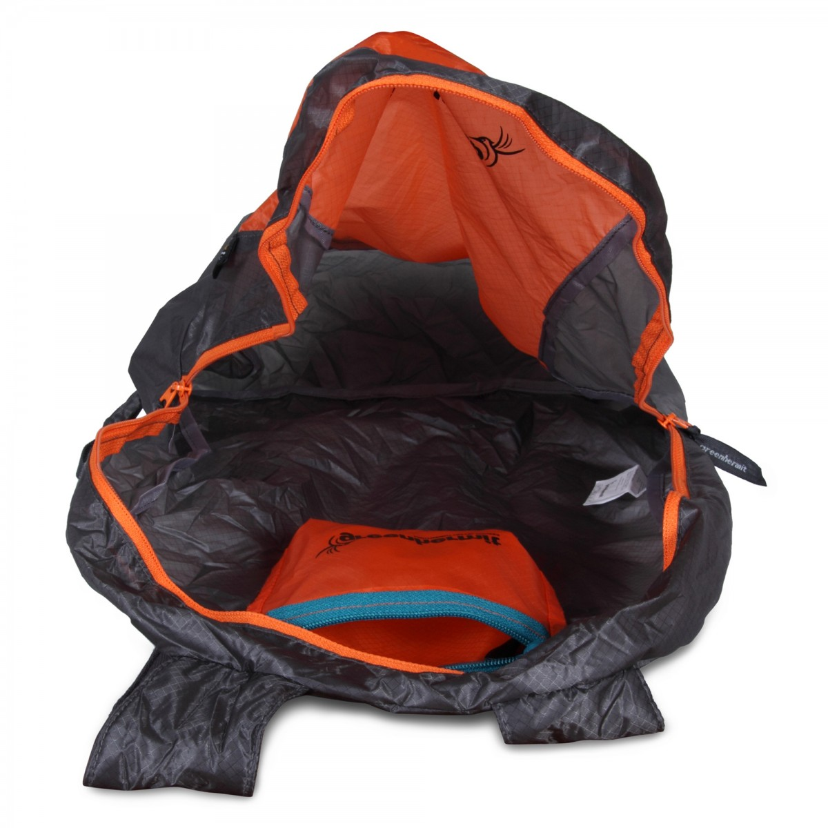 f4b39cafb1aa Ultra könnyű hátizsák GreenHermit CT-1220 20l - kék. Vízálló hátizsák ...