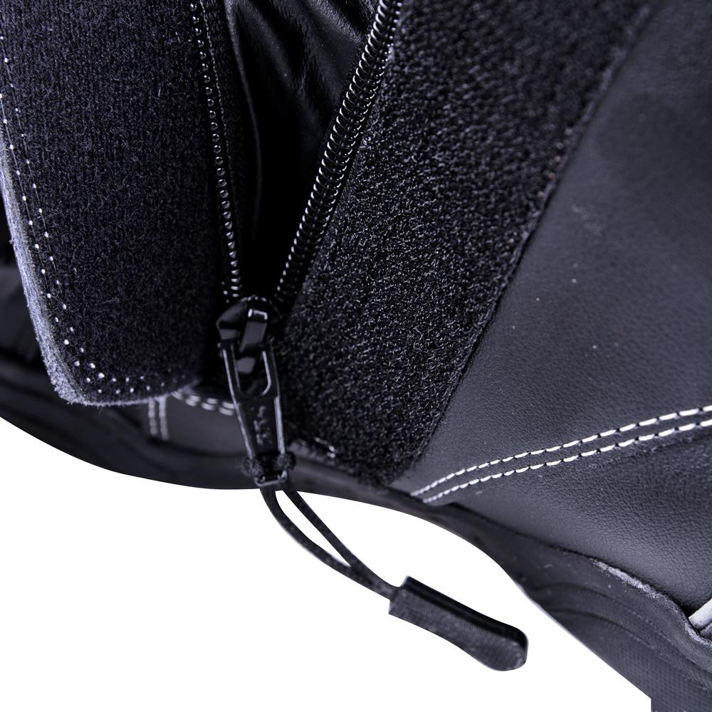 Világhírű Bakancs Vastag Női cipő Csizmák Szabadidős Bőr Fekete