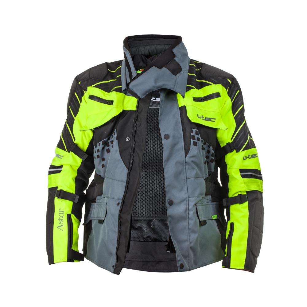 Motoros kabát W TEC Nerva inSPORTline