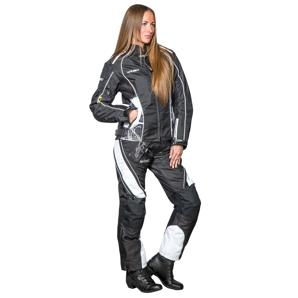 gyári üzletek legújabb kedvezmény forró termék Női motoros kabát W-TEC NF-2406 - inSPORTline