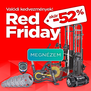 RED FRIDAY őrült hétévge