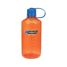 Outdoor kulacs NALGENE Narrow Mouth 1l - narancssárga 32 NM