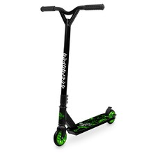 Roller Street Surfing Destroyer Green Lightning