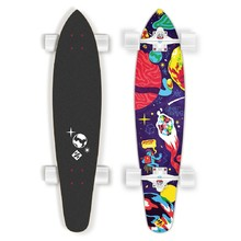 Longboard Street Surfing Space 36""
