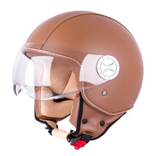 Robogósisak W-TEC FS-701B Leather Brown - barna