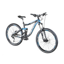 "Mountain bike Devron Zerga FS6.7 27,5"" - Black-Blue"