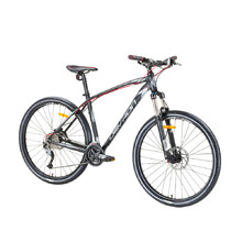 "Mountain bike Devron Riddle H2.9 29"" - 2017 - acid black"