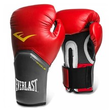 Boxkesztyű Everlast Pro Style Elite Training Gloves - piros