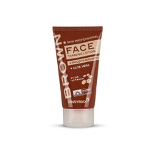 Napozókrém Tanny Maxx Brown Face Tanning Lotion + Smooth Bronzer 50ml