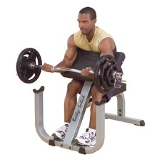 Scott padok Body-Solid Curl Bench
