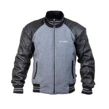 Férfi motoros kabát W-TEC Janchee NF-2718 - fekete-szürke 1137129c14