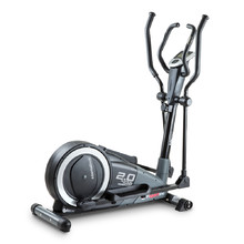 elliptikus trainer inSPORTline Atlanta Black