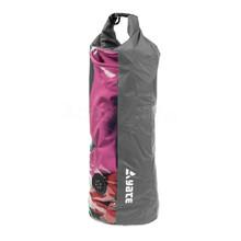 39b4a33a4469 Vízálló hátizsák szeleppel Yate Dry Bag 15l - szürke