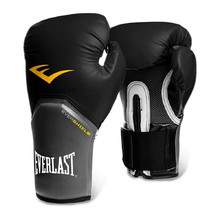 Boxkesztyű Everlast Pro Style Elite Training Gloves - fekete