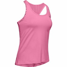 Női trikó Under Armour Knockout Tank - Ajakrúzs