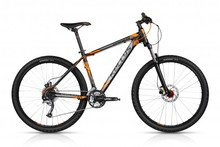 Mountain bike KELLYS Spider 30 Dark Orange - Sötét narancs