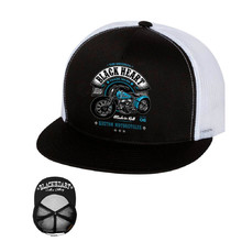 Baseball sapka BLACK HEART Style and Power Trucker - fehér