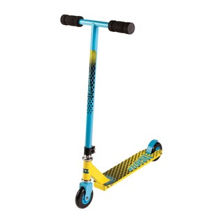 Freestyle roller Street Surfing Trickster - Yellow Blue