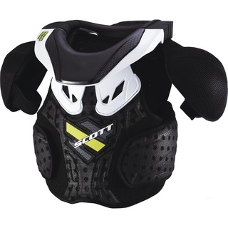 Protector Scott Neck Armor Junior - fekete