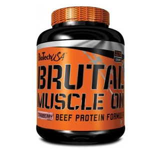 BioTech BRUTAL MUSCLE ON