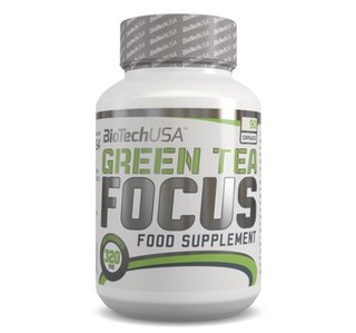 BioTech USA GREEN TEA FOCUS - 90 KAPSZULA