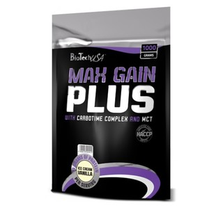 Max Gain Plus - 1000g zacskós