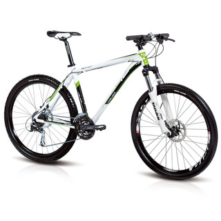Mountain bike 4EVER Red Hot Disc - zöld