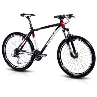 Mountain bike 4EVER Red Hot - piros