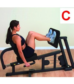 Leg Press Body-Solid GLP8