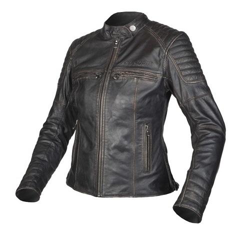 e64bde20da9c Női motoros kabát REBELHORN Hunter Lady - fekete - inSPORTline