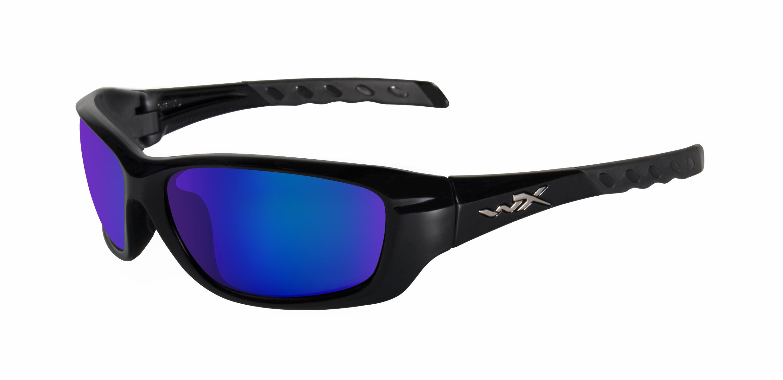 Napszemüveg Wiley X WX GRAVITY Polarizált kék tükör