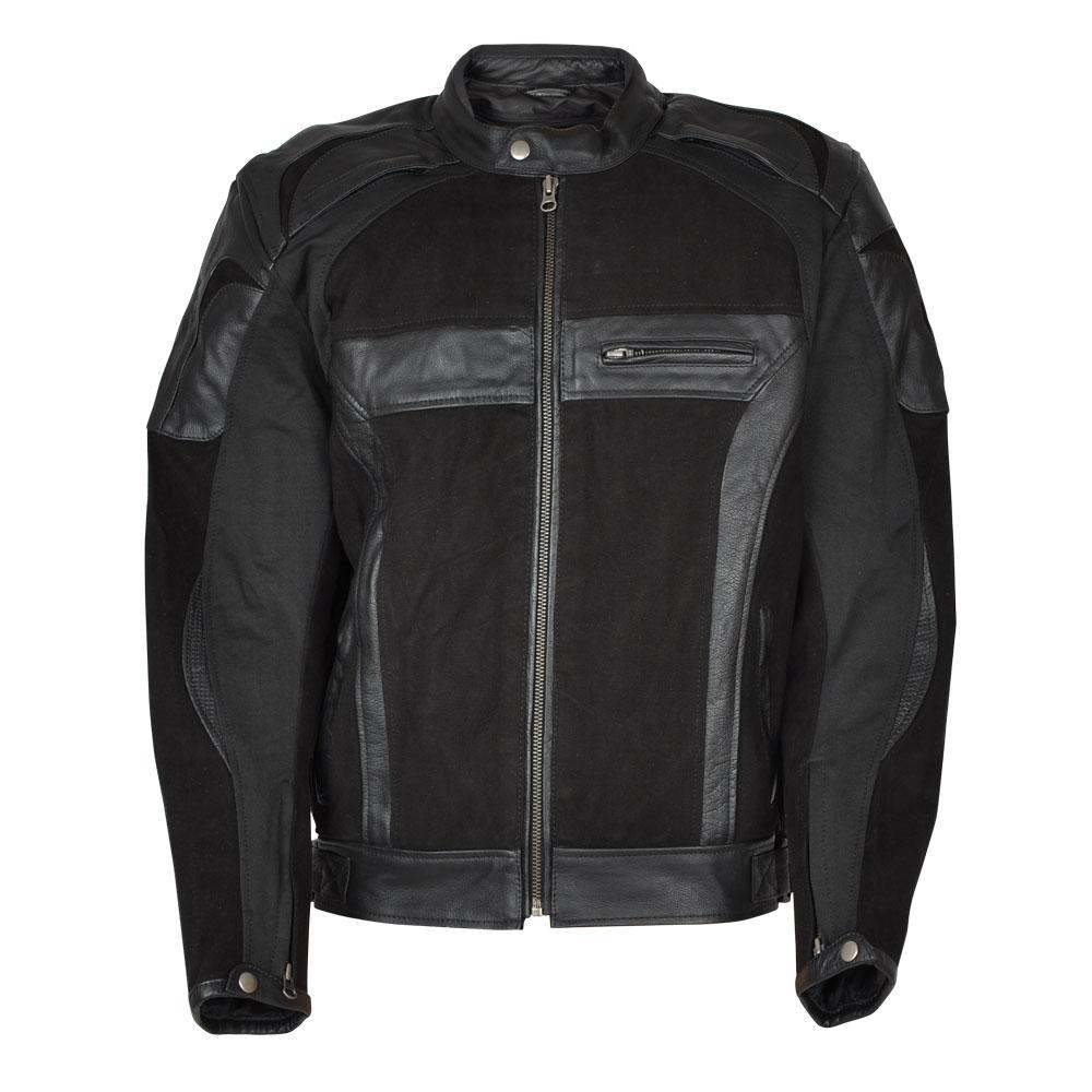 Motoros kabát W-TEC Combat - fekete. Motoros kabát ... dd54cd71f4