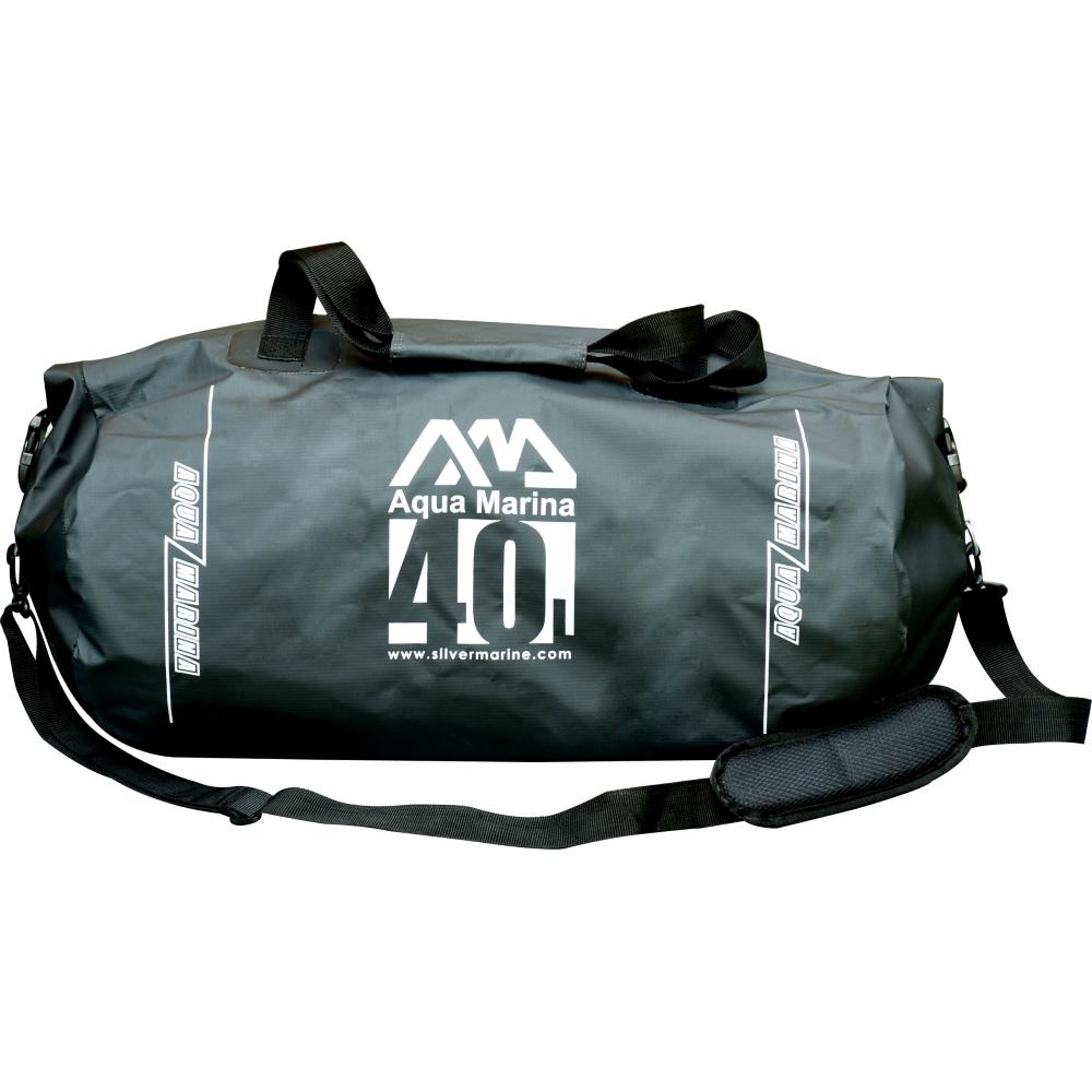 Vízálló táska Aqua Marina Duffle Style Dry Bag 40l - fekete. Vízálló táska  ... 12af93f1ab