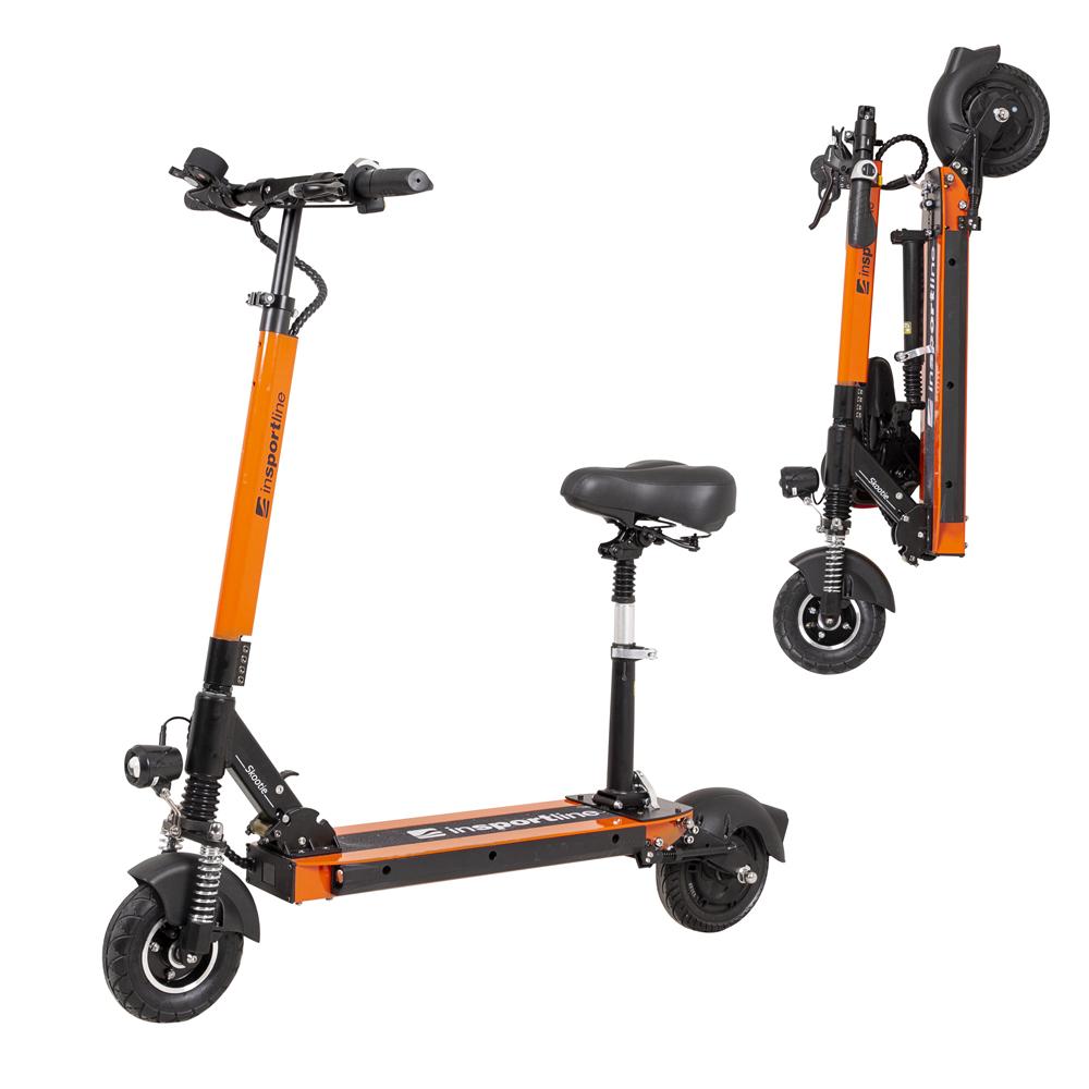 Elektromos roller üléssel inSPORTline Skootie Pro 8 - II.osztály