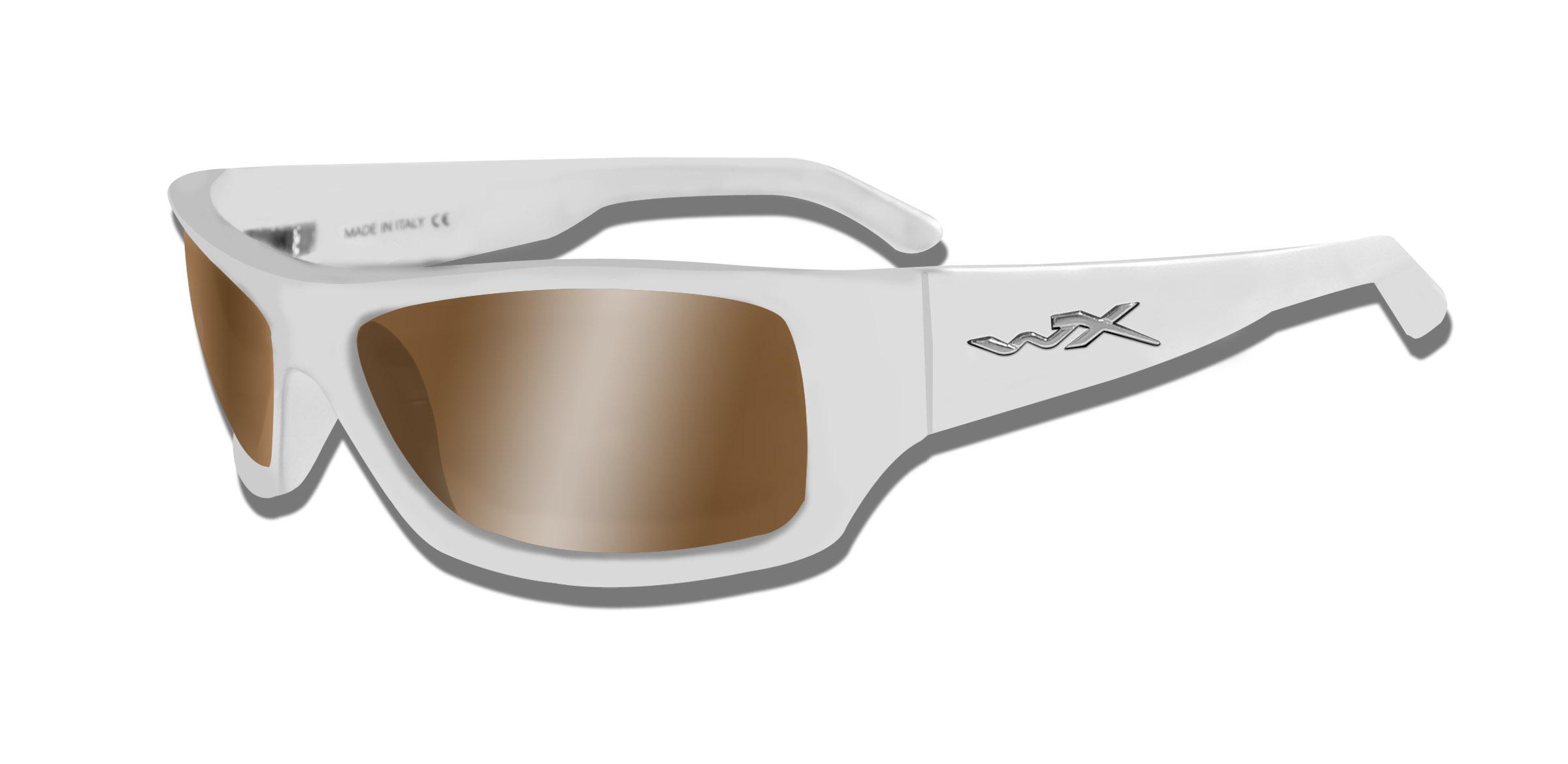 Napszemüveg Wiley X WX SLIK Ezüst gyöngyház fehér