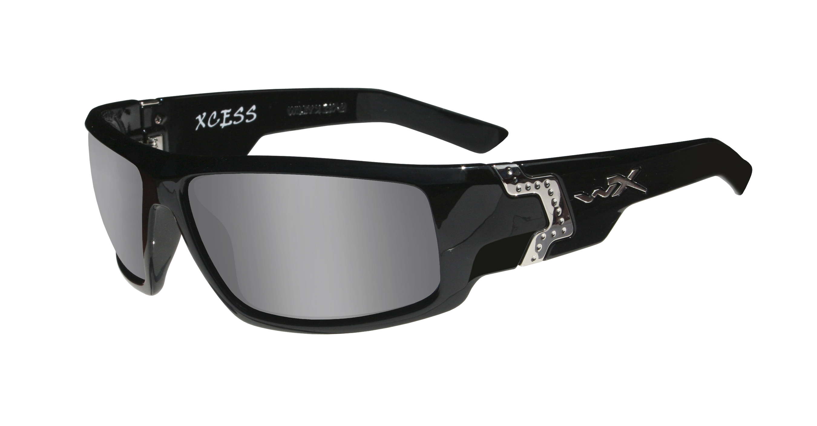 Napszemüveg Wiley X WX XCESS Sötét szürke / Smoke Grey